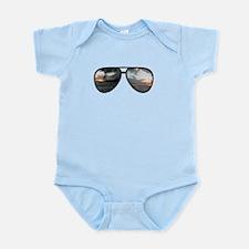 Hawaii Sunglasses Body Suit