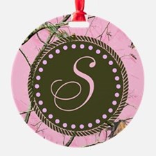 Cute Customize camouflage Ornament