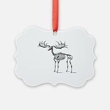Skeledeer Ornament