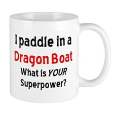 row dragon boat Mug