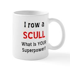 row scull Mug