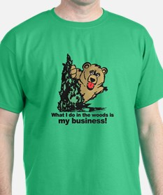 The Pooping Bear T-Shirt