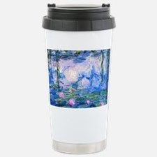 Monet's Water Lilies Travel Mug