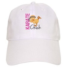 Karate Chick 2 Baseball Cap