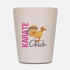 Karate Chick 2 Shot Glass