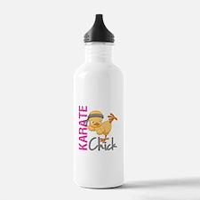Karate Chick 2 Water Bottle