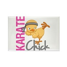 Karate Chick 2 Rectangle Magnet