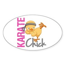 Karate Chick 2 Decal