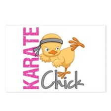 Karate Chick 2 Postcards (Package of 8)