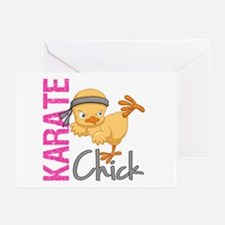 Karate Chick 2 Greeting Cards (Pk of 10)