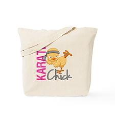 Karate Chick 2 Tote Bag