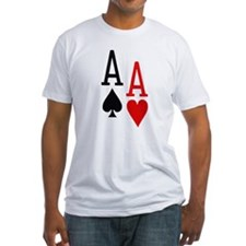 Pocket Aces Poker Shirt
