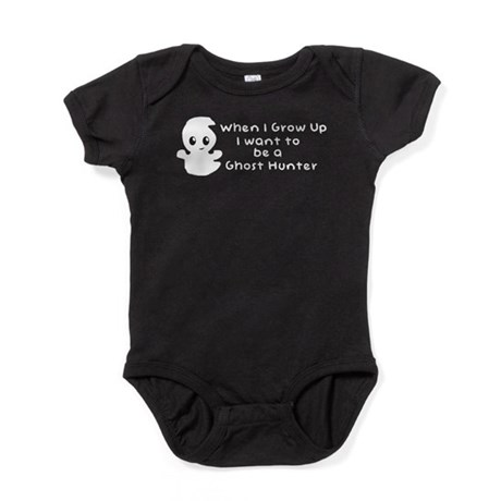 When I Grow Up Baby Bodysuit
