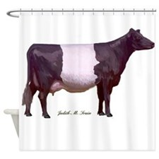 Dutch Belt Shower Curtain