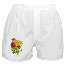 Poppies Boxer Shorts