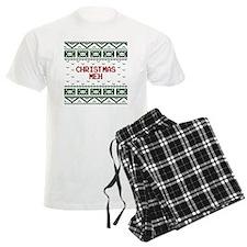 Christmas Meh Funny Ugly Chri pajamas