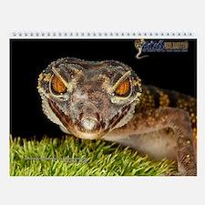 2014 Geckos Unlimited Wall Calendar