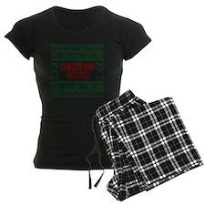Christmas Grinch Funny Ugly  pajamas