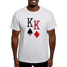 Pocket Kings Poker T-Shirt