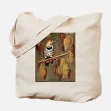 Red-Shafted FLICKER Tote Bag