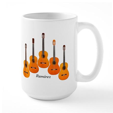 Ramirez Acoustic Classical Flamenco Guitar Large M