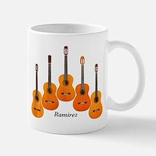 Ramirez Acoustic Classical Flamenco Guitar Mug