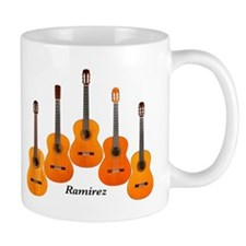 Ramirez Acoustic Classical Flamenco Guitar Mug