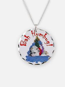 Bah Humbug! Necklace