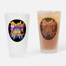 7 POTENCIAS CUSTOMIZABLE Drinking Glass