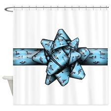 Loon Bow Shower Curtain