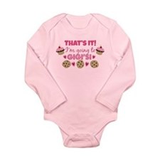 That's it! I'm going to Gigi's! Onesie Romper Suit