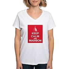 Keep Calm and Madison T-Shirt