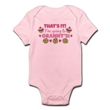 That's it! I'm going to Granny's! Infant Bodysuit