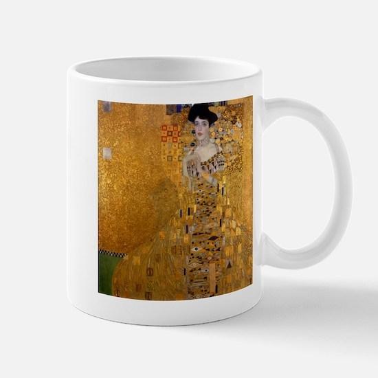 Portrait of Adele Bloch Bauer I Mugs