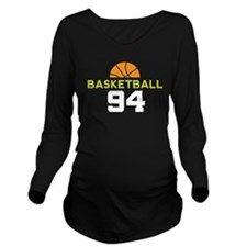Custom Basketball Player 94 Long Sleeve Maternity
