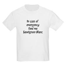 Feed me Sauvignon Blanc T-Shirt