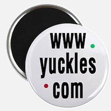 """Yuckles 2.25"""" Magnet (100 pack)"""