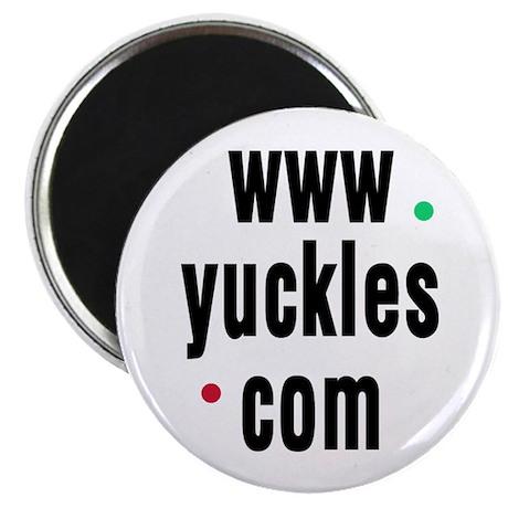 """Yuckles 2.25"""" Magnet (10 pack)"""
