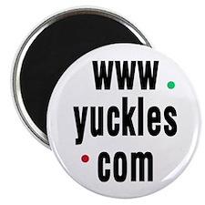 Yuckles Magnet