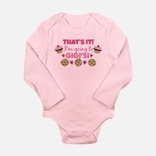 That's it! I'm going to Gigi's! Long Sleeve Infant