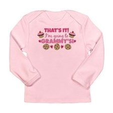 That's it! I'm going to Grammy's! Long Sleeve Infa