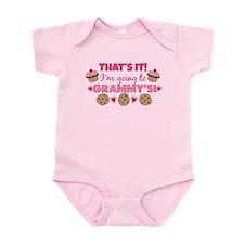 That's it! I'm going to Grammy's! Infant Bodysuit