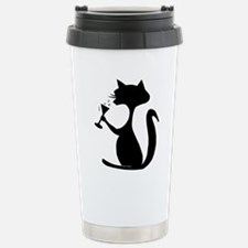 cAt MaRtIni Travel Mug