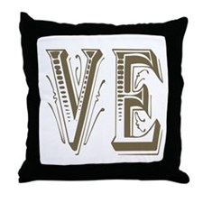 VE Throw Pillow