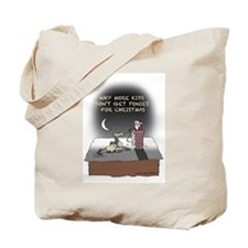 Xmas Pony Delivery Tote Bag