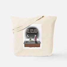 Xmas Pony Delivery Tote Bag