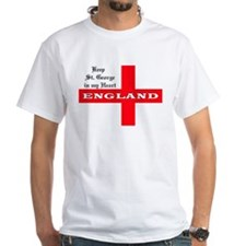 St. George's Flag Shirt