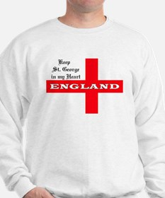 St. George's Flag Sweatshirt