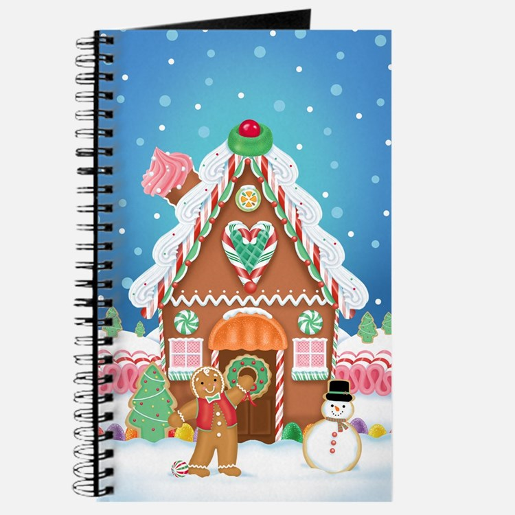 Gingerbread House Journal