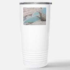 Pamukkale007 Stainless Steel Travel Mug